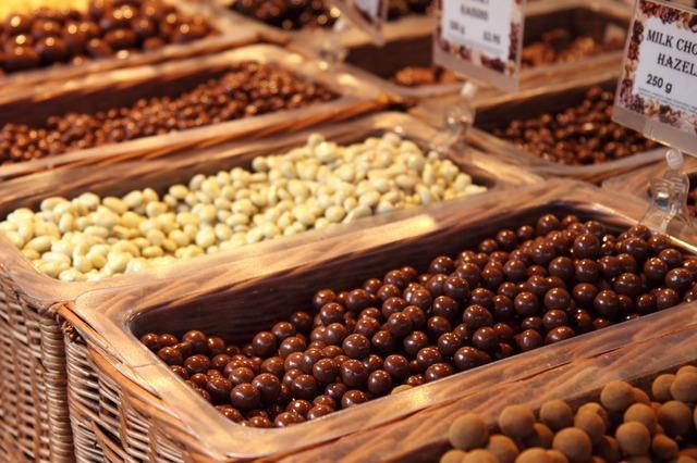 czekoladowe dodatki