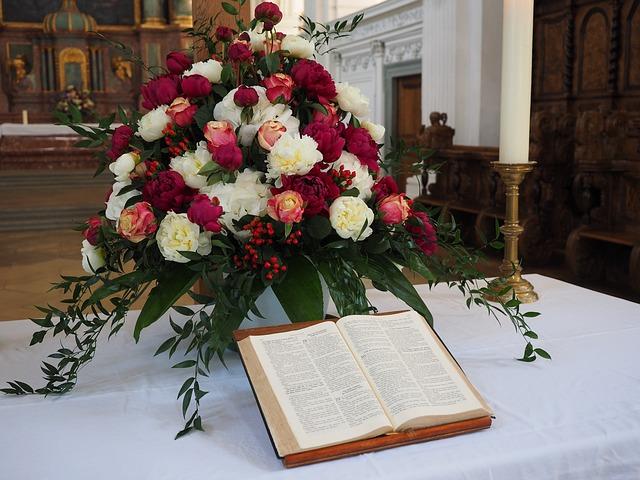 kosciół wesele slub